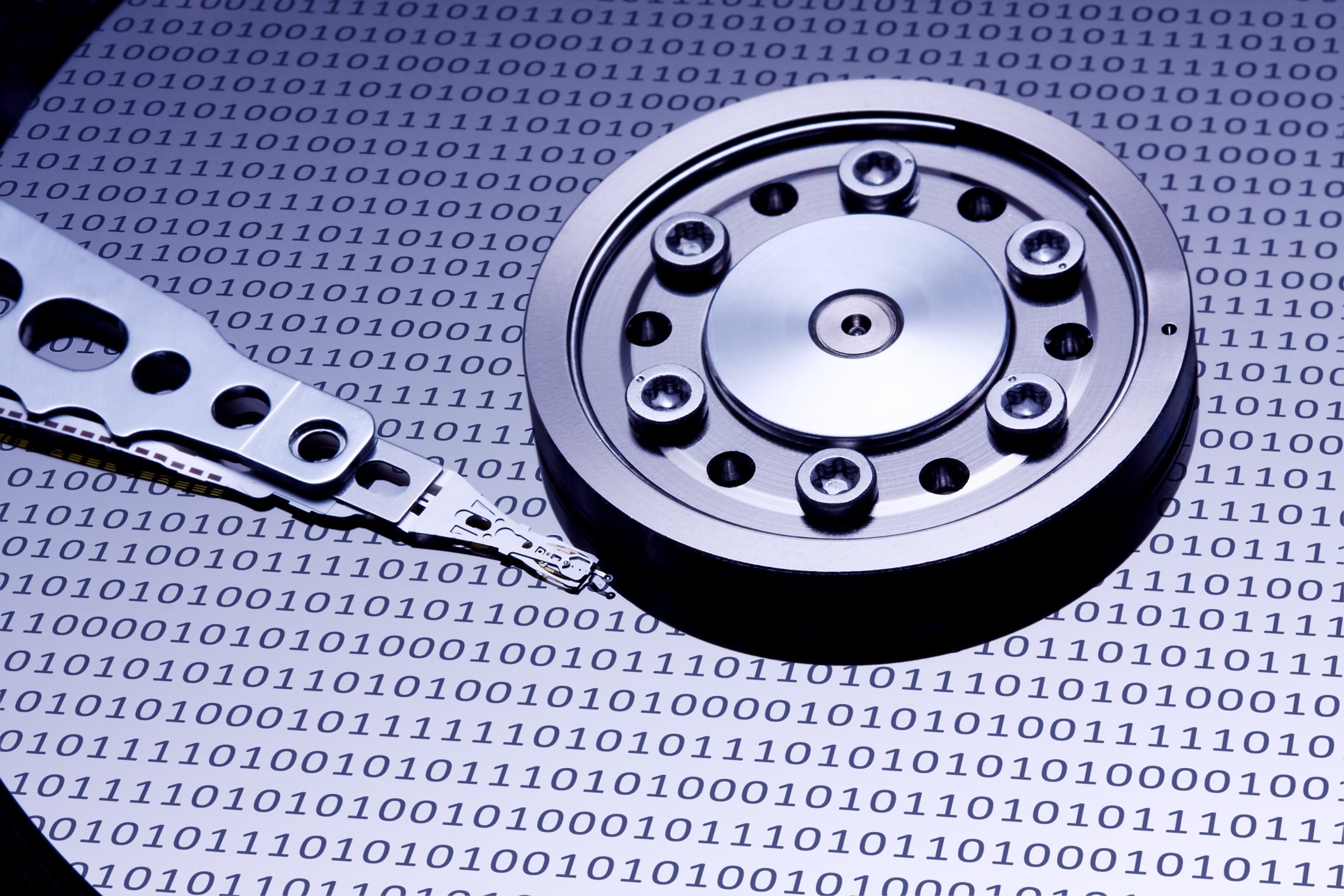 Data Recovery Service Brings Back Your Lost Files