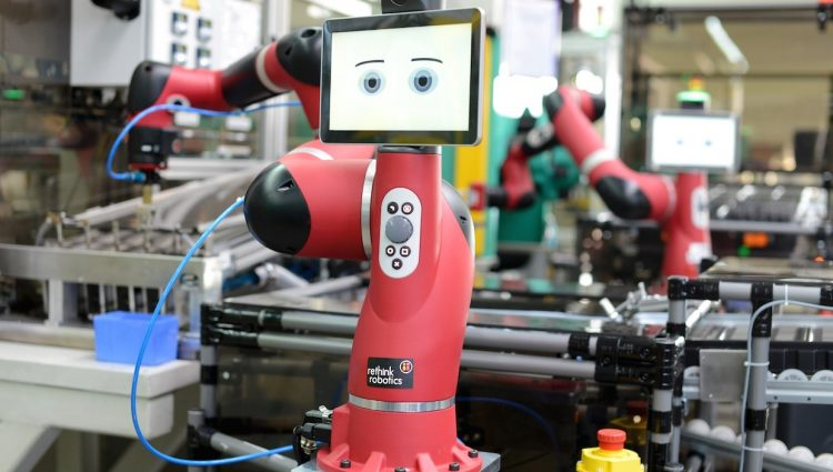 Factors to consider when adopting cobots for industry