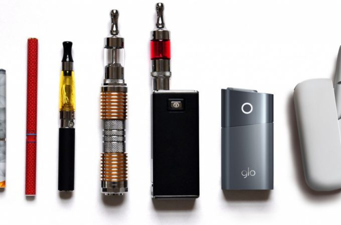 Here Are The Different Types Of Vape Devices!