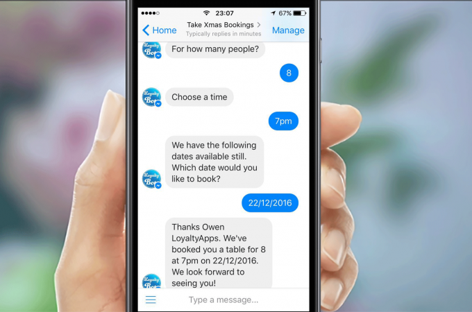 Chatbot Framework Endeavors to Widen the Scope of AI