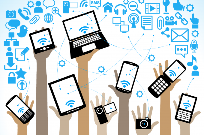 Schools Are Advancing with New Waves of Technology