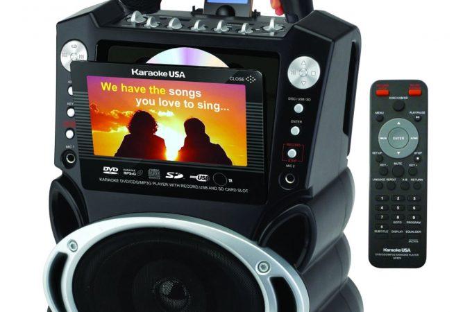 Where can you buy a karaoke?