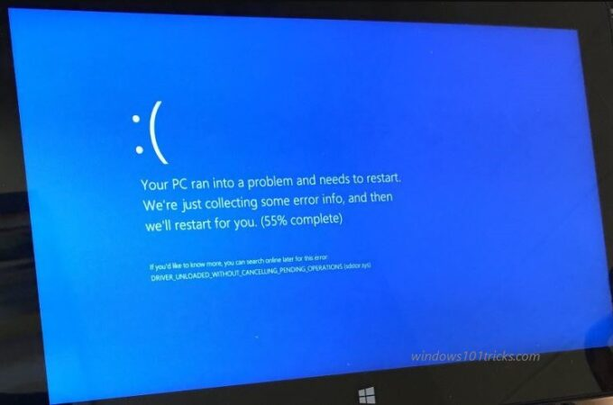 Some common start-up problems of the Windows PC